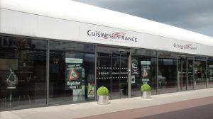 Cuisines de France, Magasin de Cuisines en France